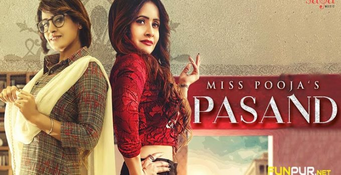 Pasand Punjabi Song Miss Puja