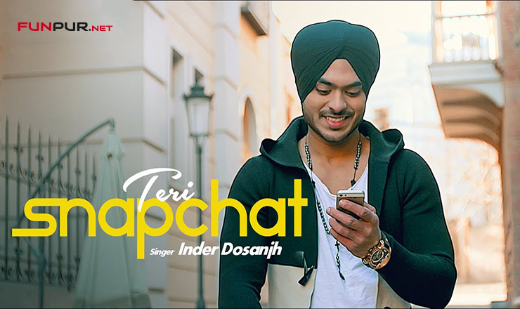 TERI SNAPCHAT Punjabi Song Lyrics