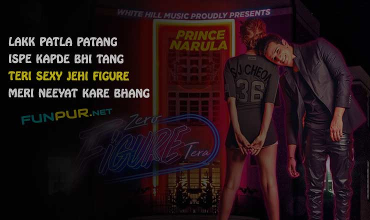 Zero Figure Tera Punjabi Song Lyrics