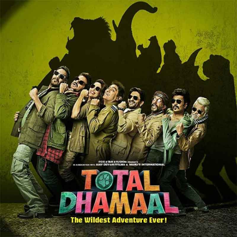Total Dhamaal Dialogues