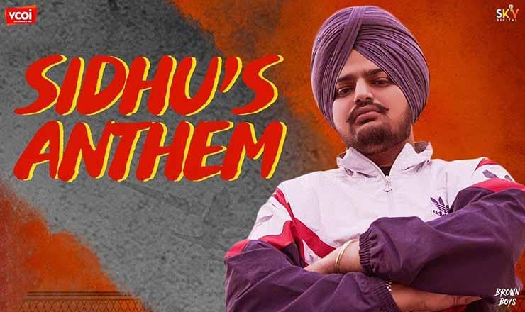 SIDHU'S ANTHEM LYRICS - Sidhu Moose Wala, Sunny Malton 1