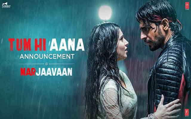 Tum Hi Aana Lyrics