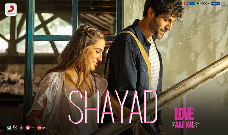 Shayad Lyrics