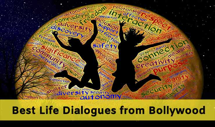 Life Dialogues in Hindi
