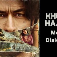 Khuda Haafiz Movie Dialogues